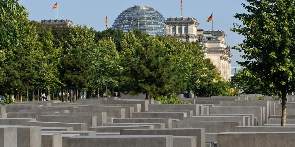 Holocaust memorial-Berlin